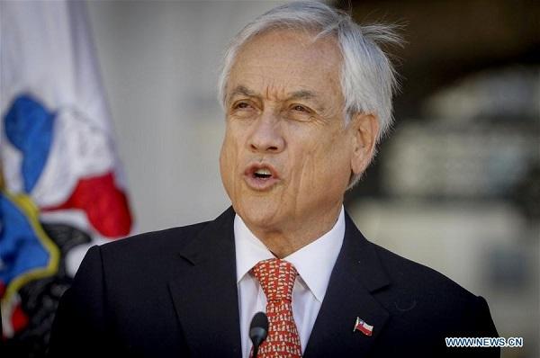 Chile ngừng đăng cai COP 25 và APEC