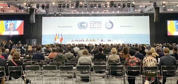 COP 25 bước vào phiên họp cấp cao