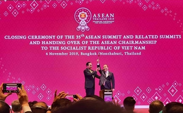 COP25 và các hoạt động chuẩn bị cho năm Chủ tịch ASEAN của Việt Nam Năm 2020